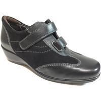 Scarpe Unisex bambino Sneakers basse Flexell ATRMPN-22583 Nero