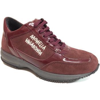 Scarpe Donna Sneakers basse Monella Vagabonda ATRMPN-22584 Rosso