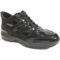 Scarpe Donna Sneakers basse Exton ATRMPN-22585 Nero
