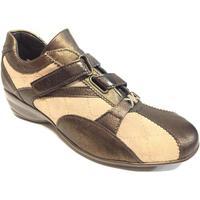 Scarpe Donna Sneakers basse Keys ATRMPN-22593 Beige