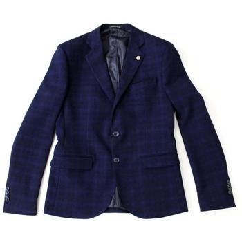 Abbigliamento Uomo Giacche / Blazer Langella ATRMPN-22599 Blu