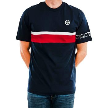 Abbigliamento Uomo T-shirt maniche corte Sergio Tacchini Fide Blu