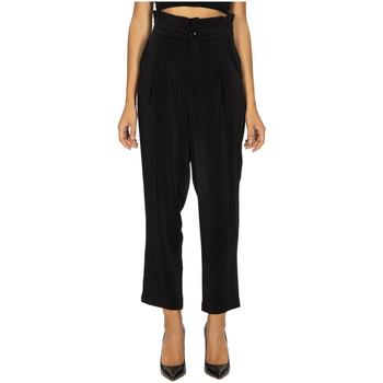 Abbigliamento Donna Pantaloni Anonyme PATRIZIA BETSY black