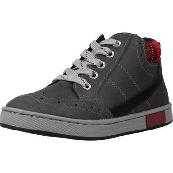 Scarpe Bambino Sneakers alte Chicco CLEVER Grigio