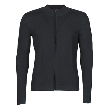 Abbigliamento Uomo Gilet / Cardigan BOTD OCARDI Nero