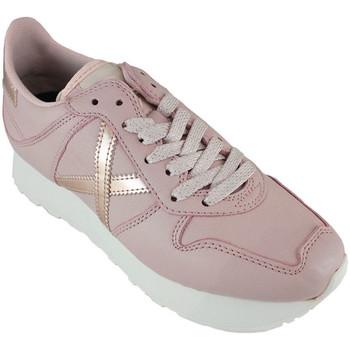 Scarpe Donna Sneakers basse Munich massana sky 8810104 Rosa