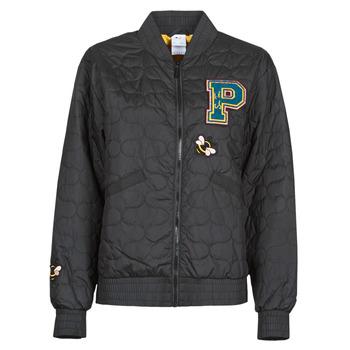 Abbigliamento Donna Giubbotti Puma BLACK STATION Nero / Multicolore