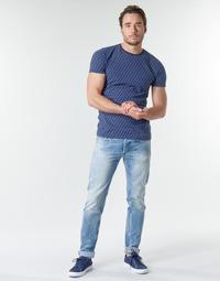 Abbigliamento Uomo Jeans dritti Replay WIKKBI Super / Light / Blue