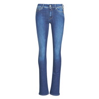 Abbigliamento Donna Jeans bootcut Replay LUZ Super / Light / Blue