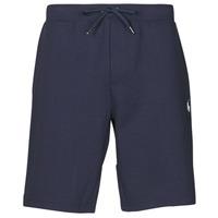 Abbigliamento Uomo Shorts / Bermuda Polo Ralph Lauren SHORT DE JOGGING EN DOUBLE KNIT TECH LOGO PONY PLAYER Marine