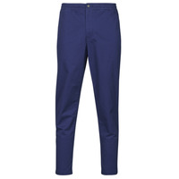 Abbigliamento Uomo Pantaloni 5 tasche Polo Ralph Lauren PANTALON CHINO PREPSTER AJUSTABLE ELASTIQUE AVEC CORDON INTERIEU Marine