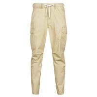 Abbigliamento Uomo Pantalone Cargo Polo Ralph Lauren SHORT PREPSTER AJUSTABLE ELASTIQUE AVEC CORDON INTERIEUR LOGO PO Beige