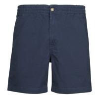 Abbigliamento Uomo Shorts / Bermuda Polo Ralph Lauren SHORT PREPSTER AJUSTABLE ELASTIQUE AVEC CORDON INTERIEUR LOGO PO Marine