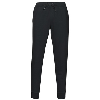 Abbigliamento Uomo Pantaloni da tuta Polo Ralph Lauren PANTALON DE JOGGING EN DOUBLE KNIT TECH LOGO PONY PLAYER Nero
