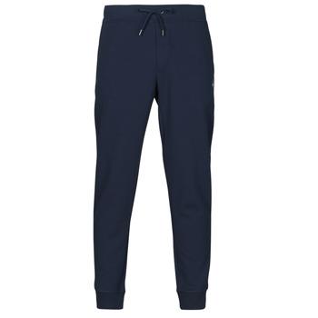 Abbigliamento Uomo Pantaloni da tuta Polo Ralph Lauren PANTALON DE JOGGING EN DOUBLE KNIT TECH LOGO PONY PLAYER Marine
