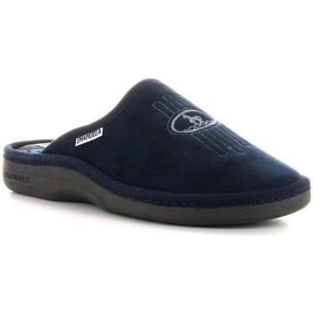 Scarpe Uomo Pantofole Emanuela 1147 BLU