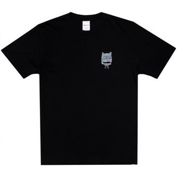 Abbigliamento Uomo T-shirt maniche corte Ripndip Bionic nerm tee Nero