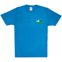 Abbigliamento Uomo T-shirt maniche corte Ripndip Teenage mutant tee Blu