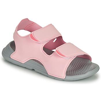 Scarpe Bambina Sandali adidas Performance SWIM SANDAL C Rosa