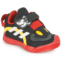 Scarpe Unisex bambino Sneakers basse adidas Performance ACTIVEPLAY MICKEY I Nero / Rosso
