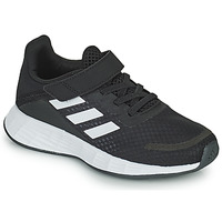 Scarpe Unisex bambino Sneakers basse adidas Performance DURAMO SL C Nero / Bianco