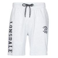 Abbigliamento Uomo Shorts / Bermuda Lonsdale KNUTTON Grigio
