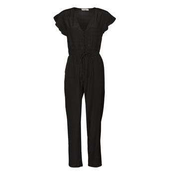 Abbigliamento Donna Tuta jumpsuit / Salopette See U Soon 21191033 Nero