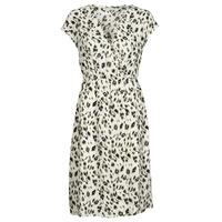 Abbigliamento Donna Abiti corti See U Soon 21122122 Beige / Kaki