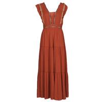 Abbigliamento Donna Abiti lunghi See U Soon 21121116 Rosso