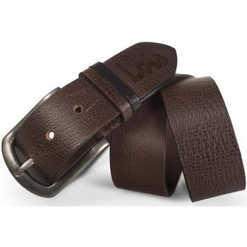 Accessori Uomo Cinture Lois Cintura da uomo in pelle vera Marrone