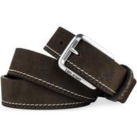 Accessori Uomo Cinture Lois Casual Leather Marrone