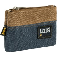 Borse Bambino Porta monete Lois BAYARD Portachiavi portafoglio per ragazzo Blu