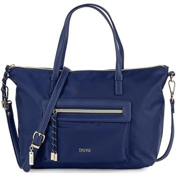 Borse Donna Tote bag / Borsa shopping Skpat Borsa CLARINGTON con tracolla da donna Marino