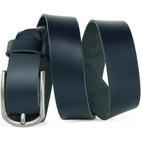 Accessori Cinture Jaslen Hebijon Leather Marrone inciso