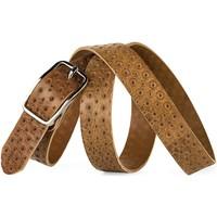 Accessori Cinture Jaslen Exclusive Leather Pelle incisa