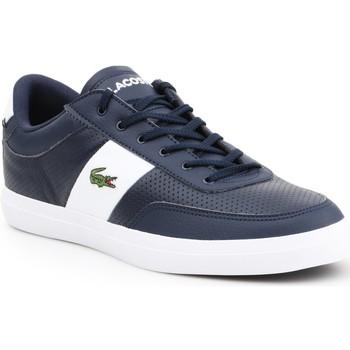 Scarpe Uomo Sneakers basse Lacoste Court-Master 119 2 CMA 7-37CMA0012092 granatowy, white