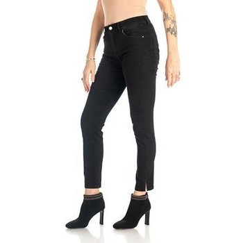 Abbigliamento Donna Jeans slim Diana Gallesi ATRMPN-22638 Nero