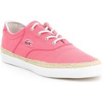 Scarpe Donna Espadrillas Lacoste Glendon Espa 3 SRW 7-27SRW2424124 pink