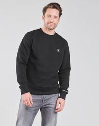 Abbigliamento Uomo Felpe Calvin Klein Jeans J30J314536-BAE Nero