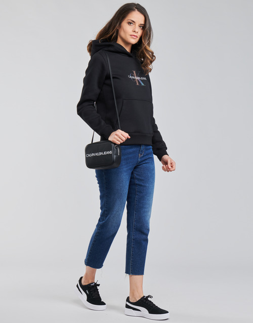 Calvin Klein Jeans REFLECTIVE MONOGRAM HOODIE