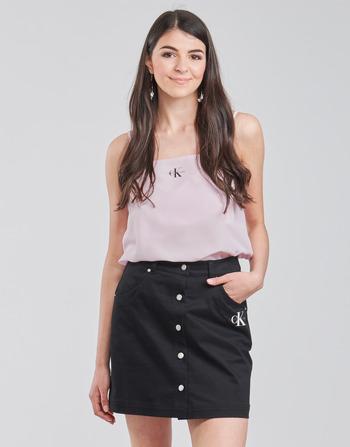 Calvin Klein Jeans MONOGRAM CAMI TOP