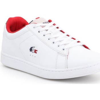 Scarpe Uomo Sneakers basse Lacoste Carnaby Evo 317 3 SPM 7-34SPM0003042 white
