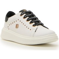 Scarpe Bambina Sneakers basse Laura Biagiotti LAURA B. 66072 BIANCO BIANCO