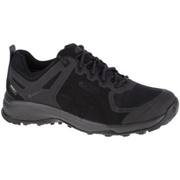 Scarpe Uomo Running / Trail Keen Explore WP Nero