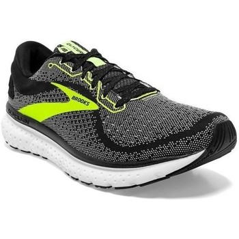 Scarpe Donna Fitness / Training Brooks Glycerin 18 Nero, Grigio