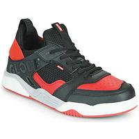 Scarpe Uomo Sneakers basse Globe TILT EVO Nero / Rosso