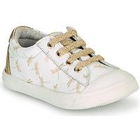 Scarpe Bambina Sneakers basse GBB MATIA Bianco