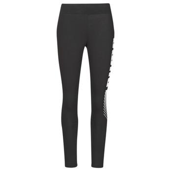 Abbigliamento Donna Leggings Puma ESS+ GRAPHIC LEGGING Nero