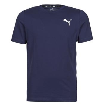 Abbigliamento Uomo T-shirt maniche corte Puma ESS TEE Marine