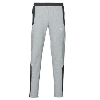 Abbigliamento Uomo Pantaloni da tuta Puma Evostripe Pant Grigio / Nero